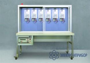 Установка для проверки изоляции электросчетчиков НЕВА-Тест 6121