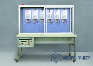 Установка для проверки изоляции электросчетчиков НЕВА-Тест 6321