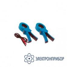 Комплект для измерения сопротивления заземления 2-х клещевым методом (без штырей) А1018+А1019