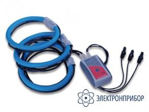 Трехфазные гибкие токовые клещи 3000 / 300 / 30 a / 1 в A1257