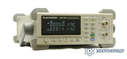 Милливольтметр двухканальный АВМ-1084