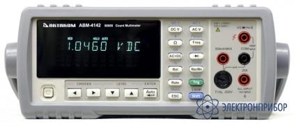 Настольный универсальный мультиметр АВМ-4142