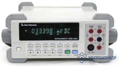 Настольный мультиметр АВМ-4561