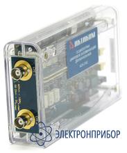 2-х канальный осциллограф - приставка к пк + анализатор спектра АСК-3102 1М