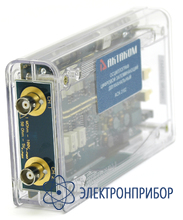 2-х канальный осциллограф - приставка к пк АСК-3102
