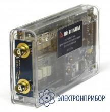 Двухканальный usb осциллограф - приставка АСК-3712 1М