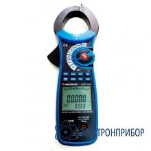 Токовые клещи-ваттметр-мультиметр АСМ-2352