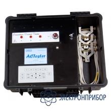 Прибор контроля состояния и оценки остаточного ресурса изоляции высоковольтного оборудования ACTester