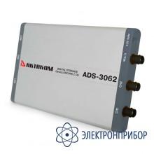 Двухканальный осциллограф-приставка ADS-3062