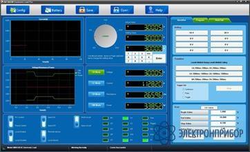 Программное обеспечение АКТАКОМ ElectronicLoadPro