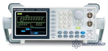 Генератор сигналов специальной формы AFG-72125