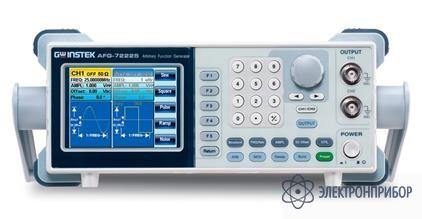 Генератор сигналов специальной формы AFG-72225