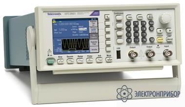 Универсальный генератор стандартных сигналов AFG2021