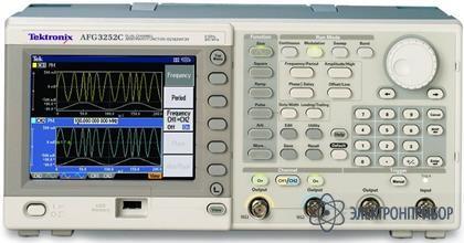 Универсальный генератор сигналов AFG3251C