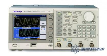 Генератор сигналов произвольной формы и стандартных функций AFG3151C