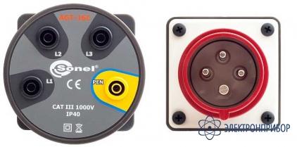 Соединитель электрический-адаптер для серий tc, mpi, mrp, mic, mzc, tkf AGT-16С