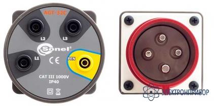 Соединитель электрический-адаптер для серий tc, mpi, mrp, mic, mzc, tkf AGT-32С