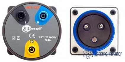 Соединитель электрический-адаптер для серий tc, mpi, mrp, mic, mzc, tkf AGT-32T