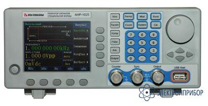 Генератор сигналов специальной формы АНР-1025