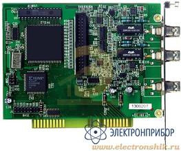 2-х канальный генератор сигналов произвольной формы (isa-слот) АНР-3000