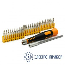 Набор прецизионных отверток 32 предмета АНТ-5004