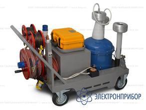 Аппарат для испытания диэлектриков АИГ-100/100-17,5