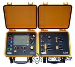 Измеритель сопротивления и заземления опор линий электропередачи C.A 6472 + 6474