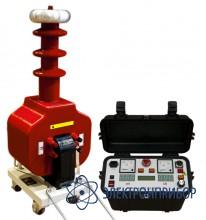 Аппарат для испытания диэлектриков с сухим трансформатором АИСТ 100М