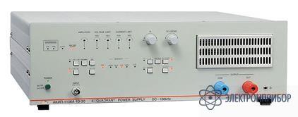 Источник-усилитель напряжения и тока АКИП-1106A-10-30