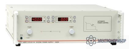 Источник питания постоянного тока АКИП-1107A-40-100
