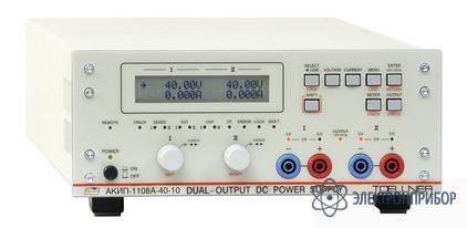 Источник питания постоянного тока АКИП-1108A-40-10