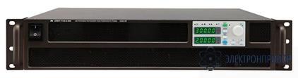 Программируемый импульсный источник питания постоянного тока мощностью до 3000 вт АКИП-1135А-6-400