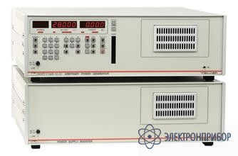 Программируемый линейный источник питания с функцией формирования сигнала произвольной формы АКИП-1136B-80-8