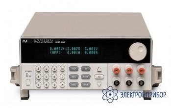 Программируемый источник питания постоянного тока АКИП-1142