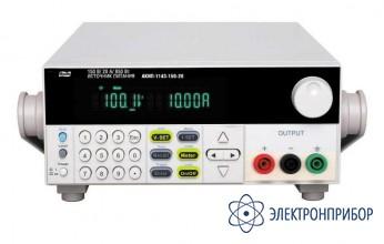 Программируемый импульсный источник питания постоянного тока АКИП-1143-150-20