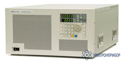 Источник питания переменного тока программируемый АКИП-1201