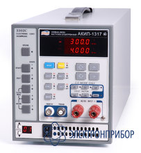 Нагрузка электронная программируемая АКИП-1317