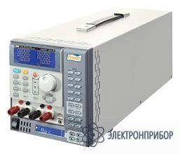 Модульная электронная нагрузка программируемая 2-х канальная АКИП-1325
