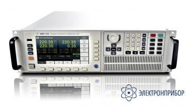 Программируемая электронная нагрузка постоянного и переменного тока АКИП-1373