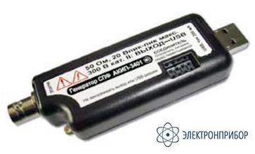 Генератор сигналов произвольной формы АКИП-3401