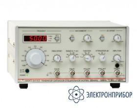 Генератор сигналов специальной формы АКИП-3414/1