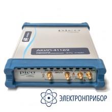 Цифровой стробоскопический usb-осциллограф АКИП-4112