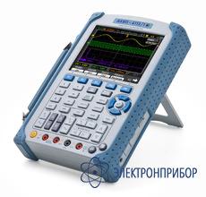 Осциллограф-мультиметр (скопметр) цифровой запоминающий 2-х канальный АКИП 4113/1(c LAN)