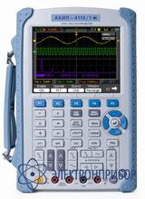 Осциллограф-мультиметр (скопметр) цифровой запоминающий 2-х канальный АКИП-4113/4
