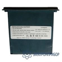 Литий-полимерный аккумулятор для осциллографов серии акип-4122 Батарея (АКИП-4122)