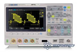 Цифровой осциллограф АКИП-4126/2-X