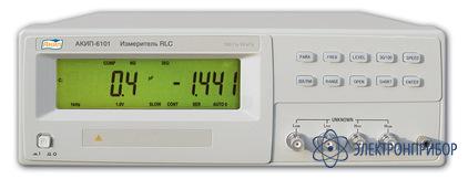 Rlc измеритель АКИП-6101