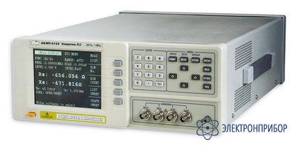 Измеритель rlc АКИП-6103