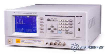 Измеритель rlc прецизионный АКИП-6105