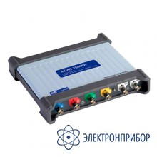 Цифровой запоминающий usb-осциллограф АКИП-75444A